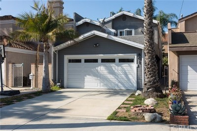 Huntington Beach CA Single Family Home For Sale: $1,195,000