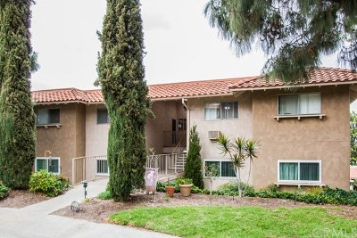 Laguna Woods Condo/Townhouse For Sale: 2287 Via Puerta #D