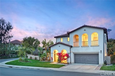 Aliso Viejo Single Family Home For Sale: 2 Glittering Sky