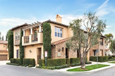 Newport Coast Condo/Townhouse For Sale: 30 Talmont