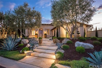 Irvine Single Family Home For Sale: 126 Canyon Creek
