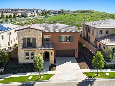 Irvine Single Family Home For Sale: 110 Whiteplume