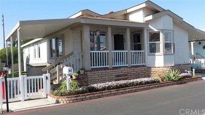 Mobile Home For Sale: 16444 Bolsa Chica Street