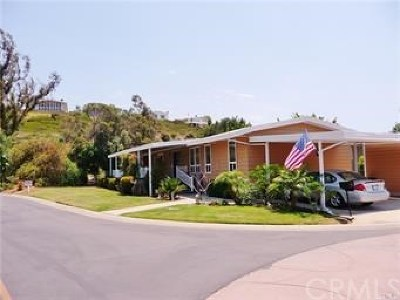San Clemente Manufactured Home For Sale: 57 Mira Las Olas