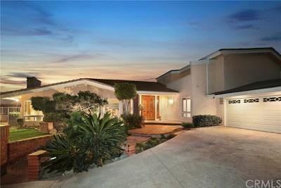 Dana Point Single Family Home For Sale: 23231 Tasmania Circle