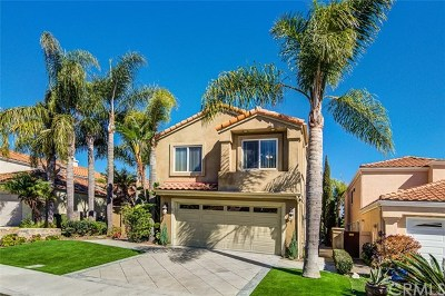 Laguna Niguel Single Family Home For Sale: 31362 Isle Vista