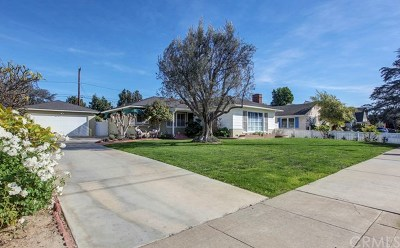 Santa Ana Single Family Home For Sale: 2415 Santiago Street