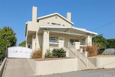 Santa Monica Single Family Home For Sale: 823 Wilson Place
