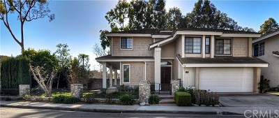 Irvine Single Family Home For Sale: 1 Earlymorn