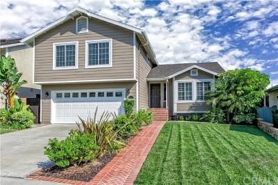 Mission Viejo Single Family Home For Sale: 27675 Carballo