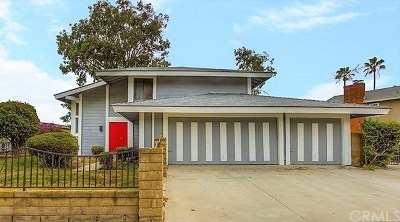 Orange Single Family Home For Sale: 2338 W Beverly Drive