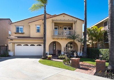 Rancho Santa Margarita Single Family Home For Sale: 51 Grassy Knoll Lane