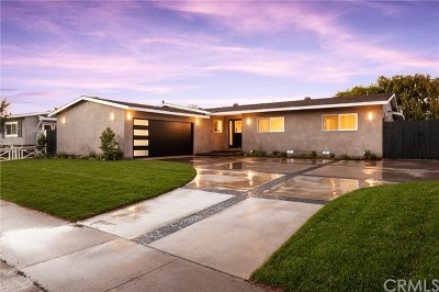 Newport Beach Single Family Home For Sale: 2012 Highlands Drive