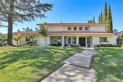 Santa Ana Single Family Home For Sale: 10891 Hunting Horn Drive