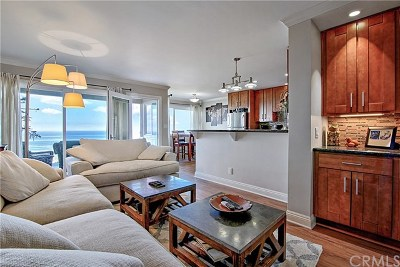 Laguna Beach Condo/Townhouse For Sale: 21722 Ocean Vista Drive #C