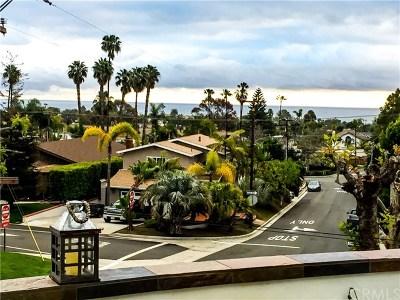 Dana Point Single Family Home For Sale: 27001 Calle Juanita