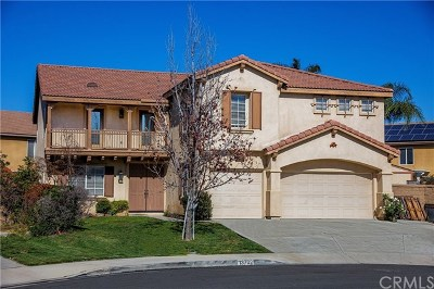 Eastvale Single Family Home For Sale: 13702 Robinbrook Court