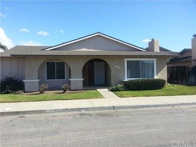 Huntington Beach Rental For Rent: 16542 Sabot Lane #1