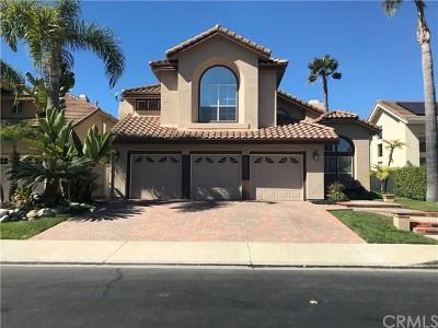 Orange County Rental For Rent: 1520 Via Tulipan