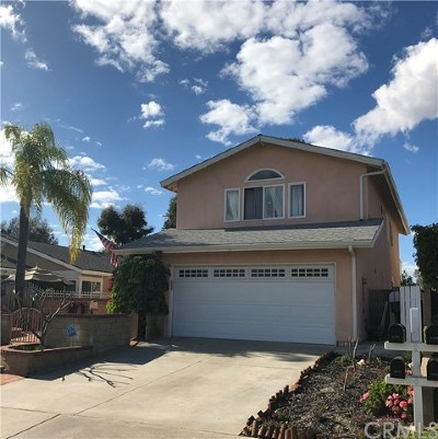 Mission Viejo Single Family Home For Sale: 21811 Calabaza