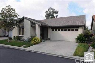 Orange County Rental For Rent: 27822 Torroba