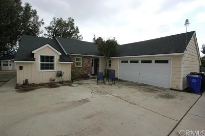 Rancho Cucamonga Single Family Home For Sale: 6051 Summit Lane