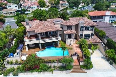 San Clemente Single Family Home For Sale: 3004 La Ventana