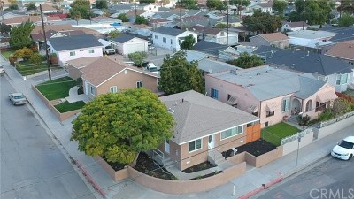 Torrance Multi Family Home For Sale: 20718 Raymond Avenue