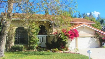 Simi Valley Single Family Home For Sale: 753 Stonebrook Street