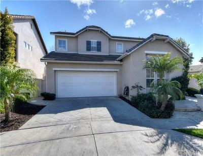 San Clemente Single Family Home For Sale: 6 Corte Abertura