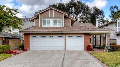 Rancho Santa Margarita Single Family Home For Sale: 32171 Mill Stream Drive
