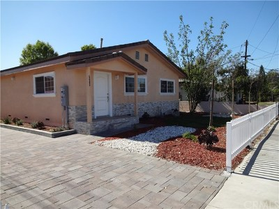 Cypress Single Family Home For Sale: 5402 Crescent Avenue