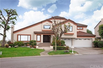 Laguna Hills Single Family Home For Sale: 26092 Spur Branch Lane