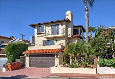 San Clemente Single Family Home For Sale: 124 W Avenida Valencia