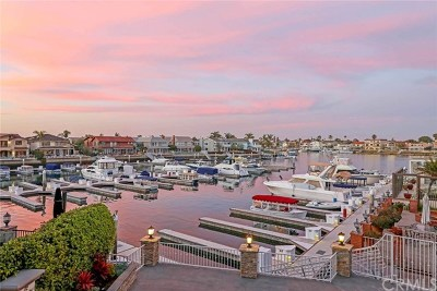 Huntington Beach Single Family Home For Sale: 17046 Marinabay Drive