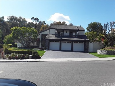 Mission Viejo Single Family Home For Sale: 23181 Tiagua