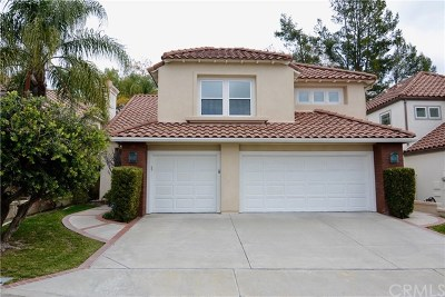 Rancho Santa Margarita Single Family Home For Sale: 14 Lawnridge
