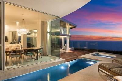 Laguna Beach Single Family Home For Sale: 465 Panorama Drive
