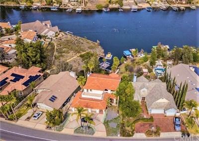 Canyon Lake Single Family Home For Sale: 22480 Canyon Lake Drive S
