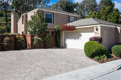 Laguna Niguel Single Family Home Active Under Contract: 29251 Pompano Way