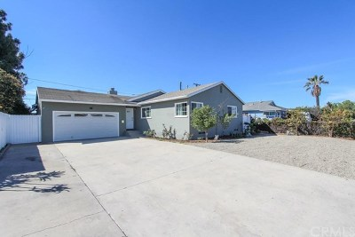 Costa Mesa Single Family Home For Sale: 675 W Wilson Street