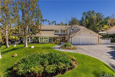 Laguna Hills Single Family Home For Sale: 25672 Rangewood Road