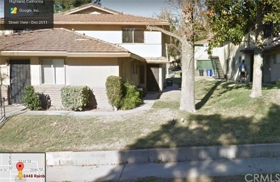 Highland Condo/Townhouse For Sale: 3448 Rainbow Lane