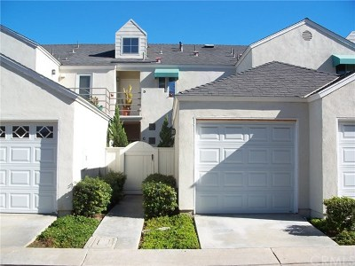 Dana Point Condo/Townhouse Active Under Contract: 24392 Lantern Hill Drive #D