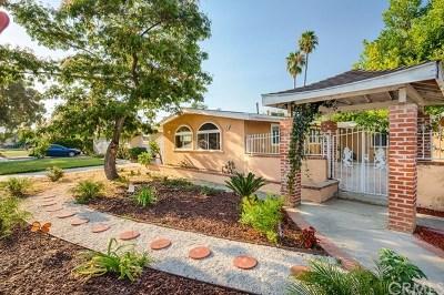 Single Family Home For Sale: 1138 E Cedarbrook Street