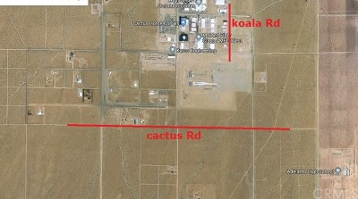 Adelanto Residential Lots & Land For Sale: Koala Road
