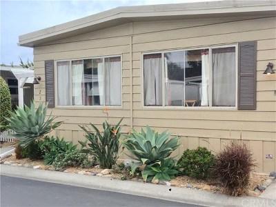 San Juan Capistrano Mobile Home For Sale: 32302 Alipaz