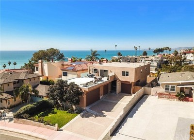 San Clemente Single Family Home For Sale: 244 Esplanade