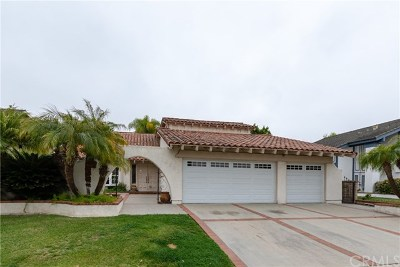 Mission Viejo Single Family Home Active Under Contract: 24652 Via Alvorado