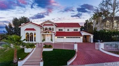 Tarzana Single Family Home For Sale: 4020 Clarinda Drive